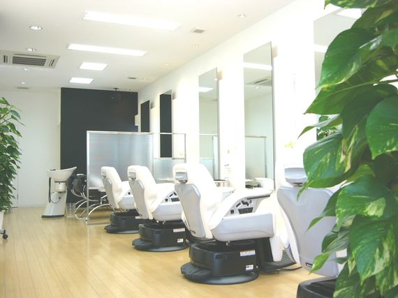 hair salon ANGEL写真